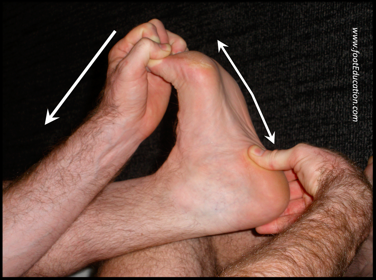 Plantar Fascia Specific Stretch
