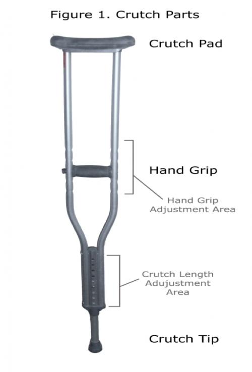 Parts of a Crutch